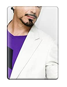 Fashion Protective 10088 Robert Downey Jr Male Celebrity YY-ONE For Ipad Air