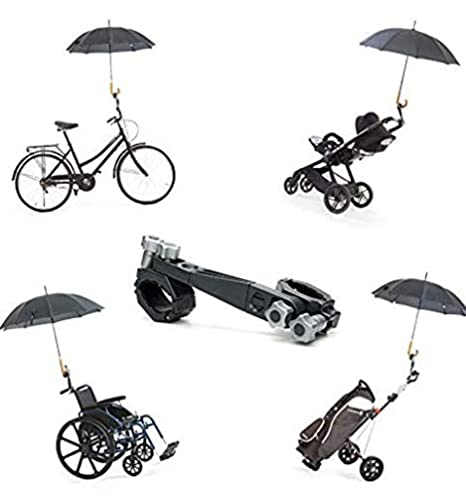 212ee8547 Porta Paraguas Universal y desmontable de Jicaclick | Sujeta paraguas  universal para carro de bebé,