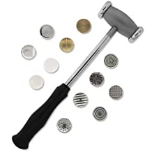 "Texture Hammer W/Interchangeable Head 13pcs-9.5"""