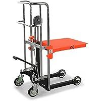 Plataforma de elevación manual de 400 kg