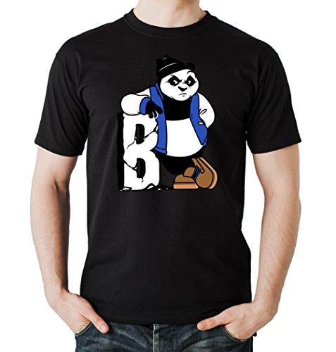 Berlin Bear T-Shirt Black Certified Freak