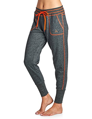Balanced Tech Womens Contrast French Terry Jogger Lounge Pants