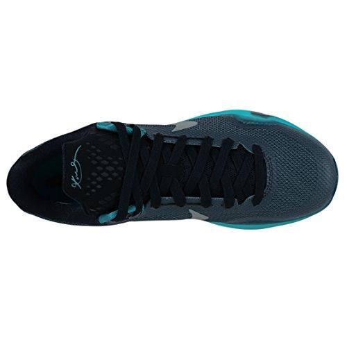 Nike Mens Kobe X Scarpa Da Basket Nera