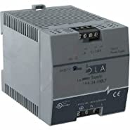 SOLA-HD SDP4-24-100LT, Power Supply; AC-DC; 26V@3.8A; 85-264V In; Enclosed; DIN Rail Mount; SDP Series
