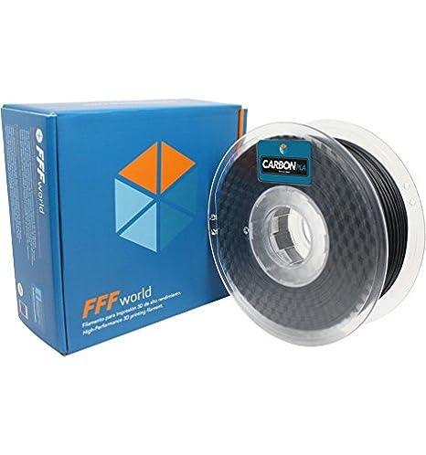 Carbon PLA 1.75 mm: Amazon.es: Electrónica