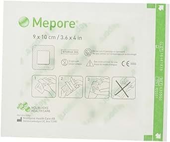 Mepore Dressing 9cm x 10cm (50 pack)