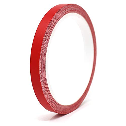 Oracal Vinyl Stripe Tape 751 Pinstripes Striping Sticker 33ft (Red Matt, 0,275