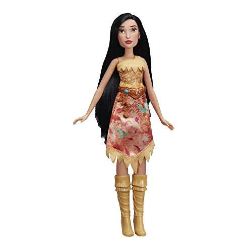 Disney Girls Muñeca Pocahontas Royal Shimmer