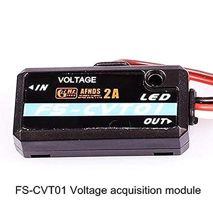 FlySky FS-CEV04 FS-CPD01 FS-CPD02 FS-CTM01 FS-CVT01 Telemetry Data Module Set for FS i6 i10 iT4S TX iA6B iA4B iA10B RX iBus FS-CTM01