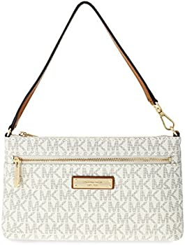 Michael Kors Jet Set Travel Large Logo Wristlet Handbag