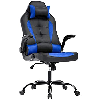 Amazon Com Gaming Chair Office Chair Desk Chair With