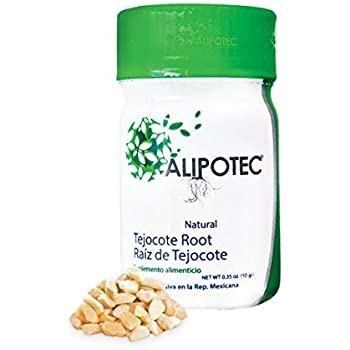 Alipotec Tejocote Root Dietary Supplement Pieces - 1 pack