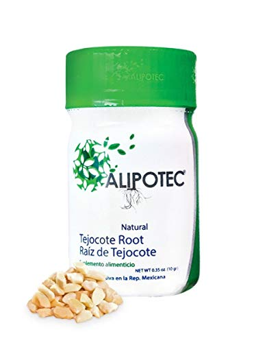 (Alipotec Tejocote Root Dietary Supplement Pieces - 1 pack                                 )