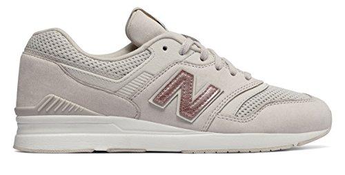 (ニューバランス) New Balance 靴?シューズ レディースライフスタイル 697 Moonbeam US 6 (23cm)