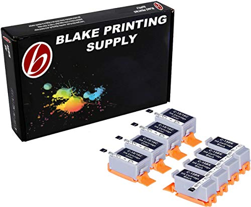 8 Pack Compatible Canon BCI-15 4 Black, 4 Tri Color for use with Canon Canon i70, i80. Ink Cartridges for inkjet printers. BCI-15-BK , BCI-15-C © Blake Printing ()