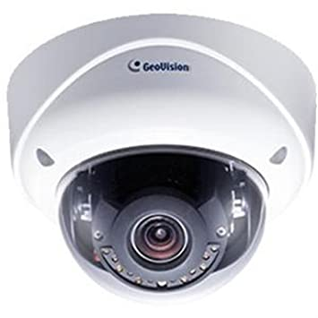 GeoVision GV-EVD3100 3MP 3-9mm H.264 Super Low Lux WDR Pro IR IP Dome Camera