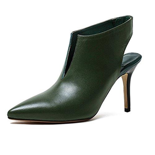 Nine SevenSlingback - sandalias mujer Verde