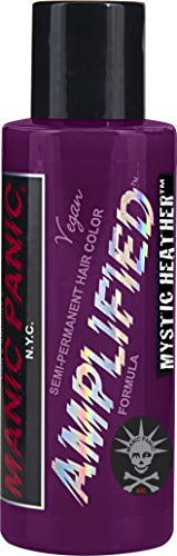 (Manic Panic Amplified Mystic Heather Hair Color 4 Oz. Squeeze Bottle )