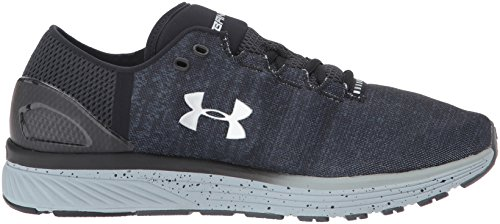 Under Armour Men's Ua Charged Bandit 3 Training Shoes, Black Grey (Stealth Gray 008)