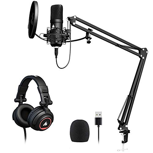 Expert choice for computer headset microphone for recording
