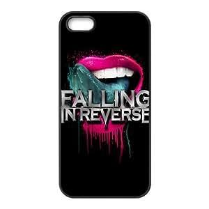 FEEL.Q- Unique Custom TPU Rubber iPhone 5c Case Cover - Falling In Reverse hjbrhga1544