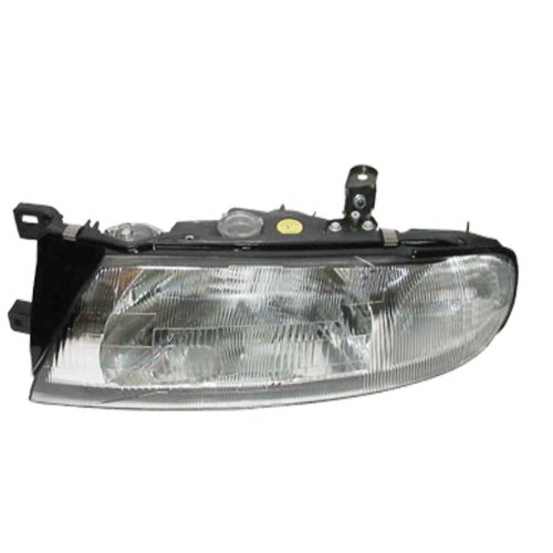 Headlight Headlamp Head Light Lamp Left Driver Side 93-97 For Altima XE & GXE (Gxe Altima Xe Headlight Headlamp)