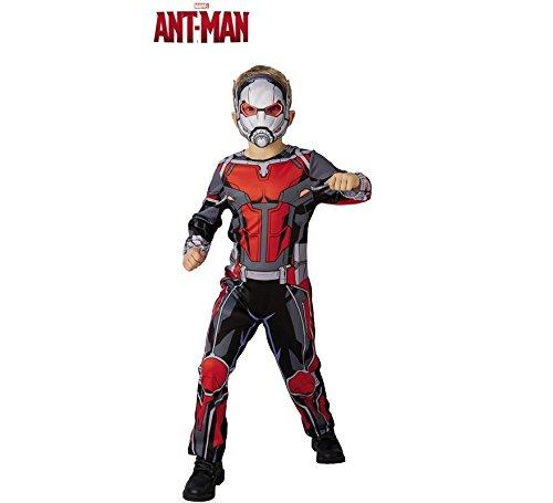 (Rubie's 640486S Antman Ant-Man Marvel Avengers Classic Child Costume, Boys, 3-4)
