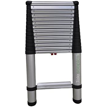 Telesteps 1800EP OSHA Compliant Professional Extension Ladder, 14.5-Feet