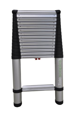 Telesteps 1800EP OSHA Compliant Professional Extension Ladder, 14.5-Feet by Telesteps