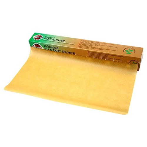 Norpro Unbleached Baking Paper Square