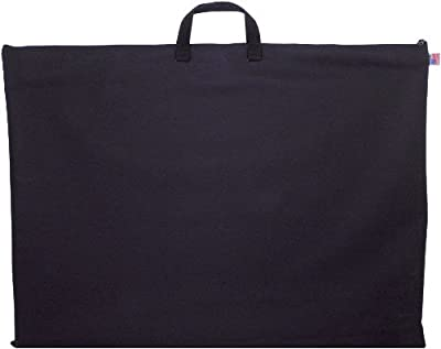 Tran 24-Inch by 36-Inch Black Student Portfolio from Tran