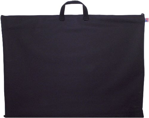Tran 24-Inch by 36-Inch Black Student ()