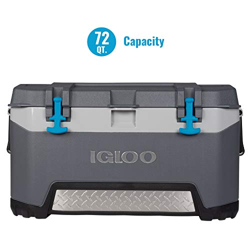 Igloo BMX 72 Quart Cooler with Cool Riser Technology