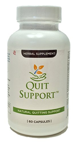 Quit Support Natural Stop Smoking Support 60 Capsules (1 Month Supply)