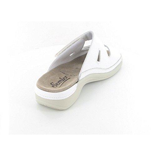 Semler HEIKE H1065012010 mujeres Sandalias Blanco - blanco