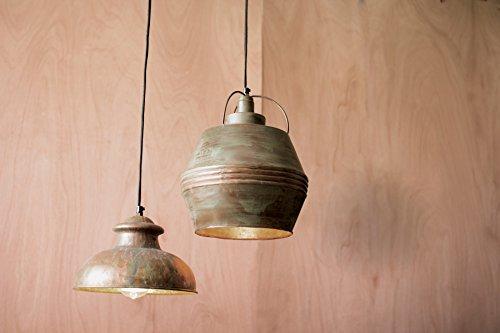 Rustic Copper Pendant Light in US - 7