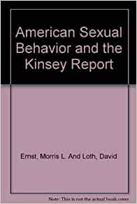 Sexual Behavior in the Human Female - Alfred Charles