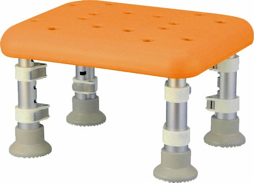 パナソニックエイジフリーライフテック バススツールソフト コンパクト1220 オレンジ VAL10520D B005G136XQ