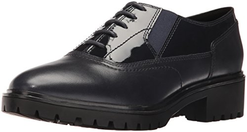 Peaceful D Dk Oxfords H Women´s Navyc4021 Blau Geox nCOgaE
