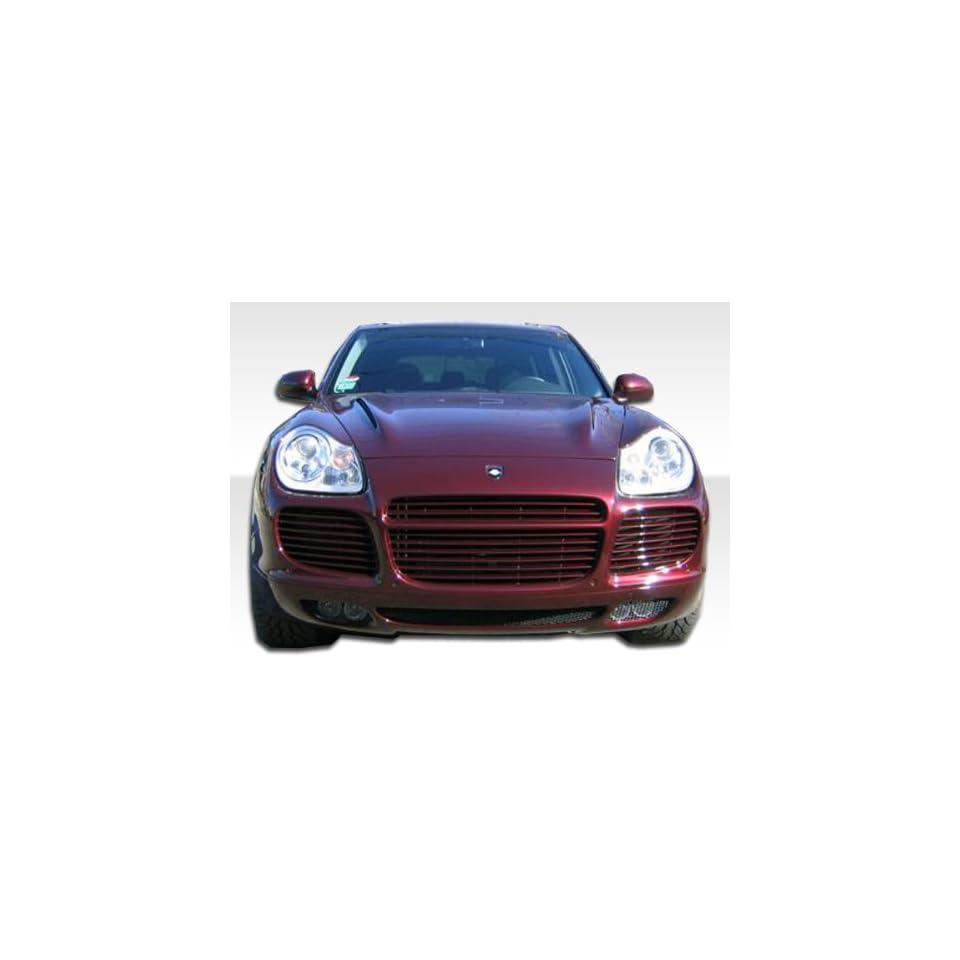2003 2006 Porsche Cayenne Turbo Duraflex G Sport Front Lip Under Spoiler Air Dam   1 Piece