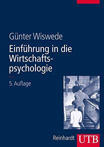 Einführung in die Wirtschaftspsychologie