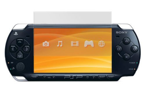 - CitiGeeks® 3x Crystal Clear Premium Screen Protector for Sony PSP 2000. Invisible. Pack of 3. CitiGeeks Retail Package.