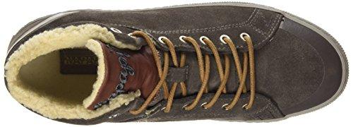 Grau Grigio Stone Sneaker Ellen Grey Donna N80 Napapijri Alte x4ZXSq