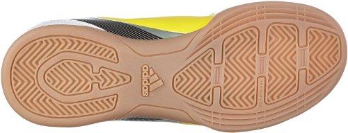 adidas F5 In - Zapatillas de fútbol Niños Amarillo - amarillo (VIVID YELLOW S13 / BLACK 1 / GREEN ZEST S13)