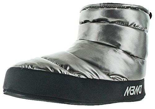 Marc by Marc Jacobs Women's Galaxy Moon Boot , Silver, 37 EU/7 M - Boots Jacobs Marc