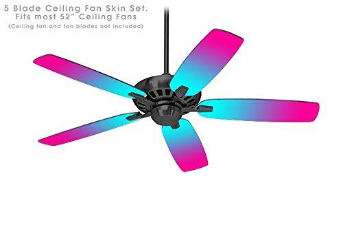 ceiling fan pink - 5