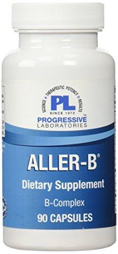 Progressive Labs Aller-B Supplement, 90 Count Review