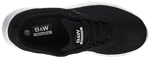 Walk Break 0020 Black Trainers amp; Hv221302 Women's Black 5qnS4ZUP