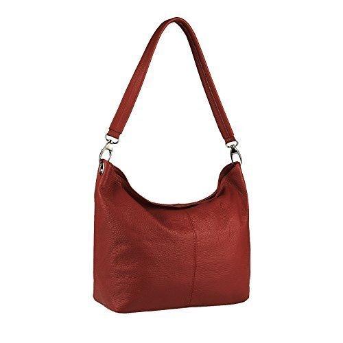 à 36x24x14 rouge Weiß Blanc cm à V1 Sac l'épaule Porter Couture Femme BxHxT foncé Only Beautiful Blumen OBC pour OwaPAYqP