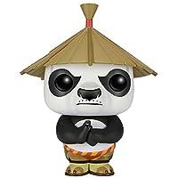 Películas Funko POP: Kung Fu Panda - Po con figura de acción de sombrero